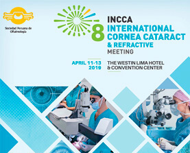 INCCA – VIII International Cornea Cataract and Refractive Meeting